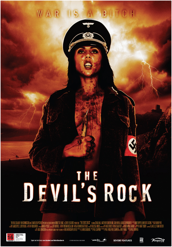 the-devils-rock poster
